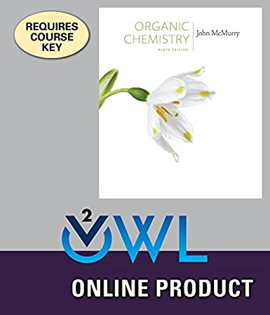 OWLv2, Online Homework System to Accompany McMurry's Organic Chemistry, 9th Edition,  4 terms (24 months)