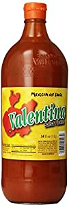 Valentina Salsa Picante Mexican Sauce, Hot, 34 Ounce