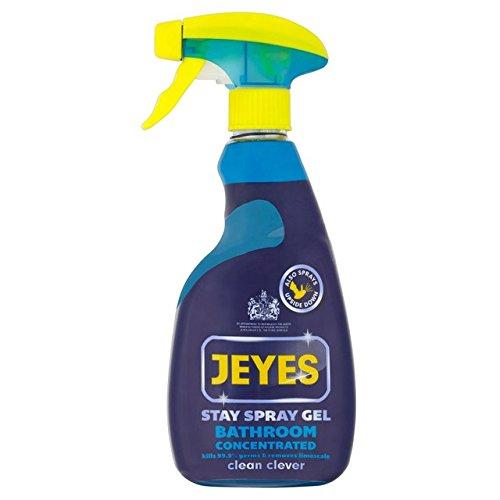 Best Price For Jeyes Stay Spray Gel Bathroom Ml Top Bathroom - Top bathroom cleaners