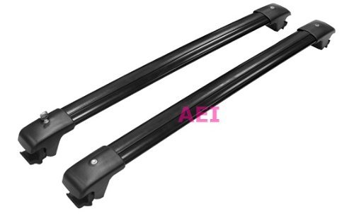 2007 to 2010 Mercedes Benz Gl Pair Cross Bar Roof Rack X164 (Clip On Roof Rack compare prices)