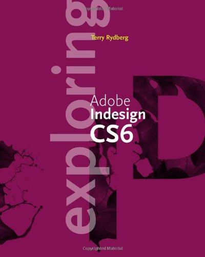 Exploring Adobe Indesign Cs6 (Adobe Cs6) front-881739
