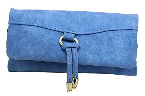 oulinbein-hohe-qualitat-geldborse-portemonnaie-brieftasche-beutel-made-of-pu-blau