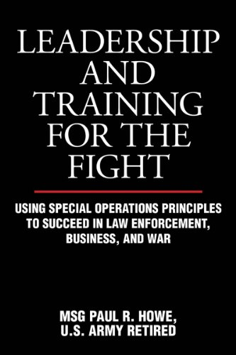 Leadership and Training for the Fight: Using