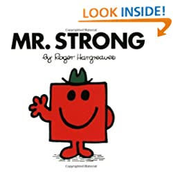 Funny product Mr. Strong (Mr. Men and Little Miss)