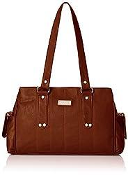 Fantosy Women's Handbag (FNB-127, Tan )