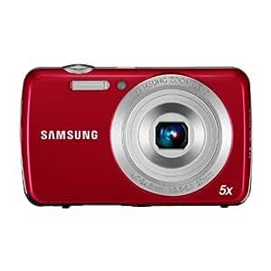 Samsung PL20 Appareil photo numérique 14,2 Mpix Rouge