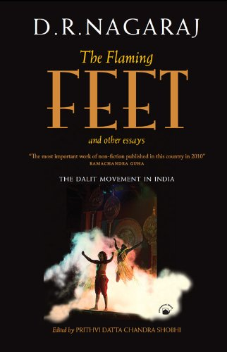 Flaming Feet and Other Essays: The Dalit Movement in India PB