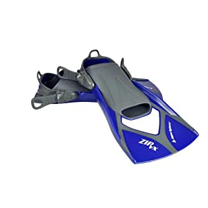 Buy Aqua Sphere Zip VX Fitness Swim Fins by Aqua Sphere
