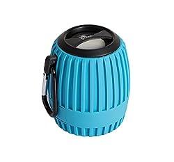 Zazz ZBS127 Bluetooth Speaker (Blue)