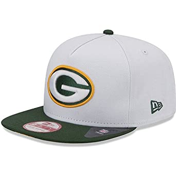 NFL Green Bay Packers A-Tone A-Frame 950 Snapback Cap by New Era