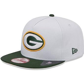 NFL Green Bay Packers A-Tone A-Frame 950 Snapback Cap by New Era
