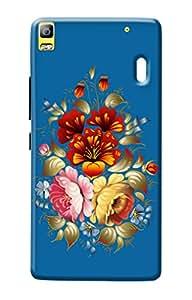 Lenovo K3 Note Back Case KanvasCases Premium Designer 3D Lightweight Hard Cover