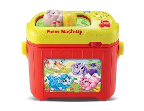 LeapFrog Farm Animal Mash-Up Kit