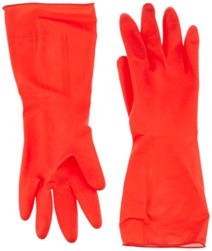 Marigold 145678 Guanto Il Sensibile, minimo spessore, felpato in puro cotone, manica lunga con bordino frenagocce antistrappo