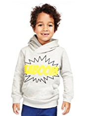 Kaboom Hooded Sweat Top