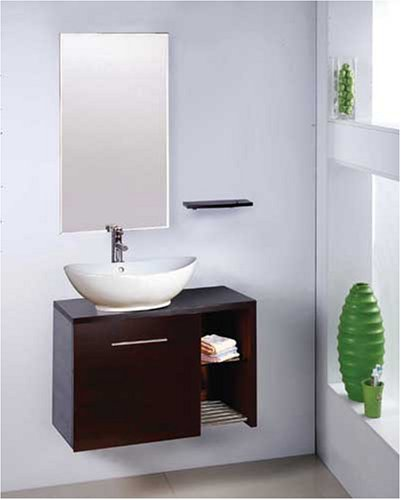 VESSEL SINK VANITIES FOR THE MODERN BATHROOM