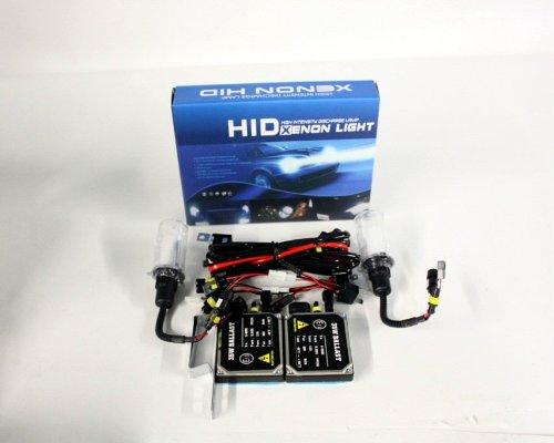 TGP H4 6000k Diamond White HID High and Low Beam Bi-Xenon Conversion Kit 2006-2012 Honda Ridgeline
