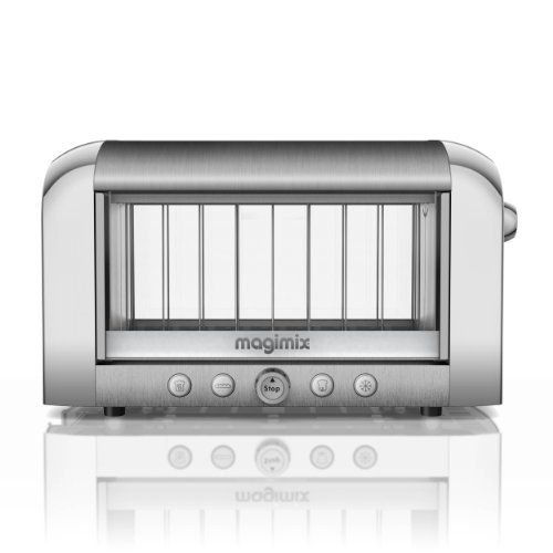 Magimix 11526 Brushed Vision 2-Slice Toaster by Magimix