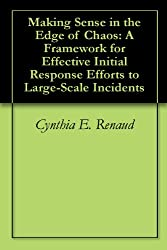 Making Sense in the Edge of Chaos: A Framework for Effective Initial Response Efforts to Large-Scale Incidents