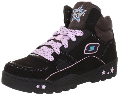Skechers Beatsters Trainers Girls Brown Braun (CHLP) Size: 12 (30 EU)