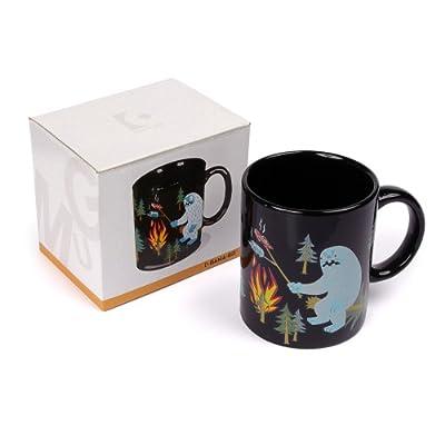 Amazon.com: Gama-Go Yeti BBQ Mug in a Box: Insulated Mugs: Kitchen