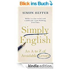 Simply English: An A-Z of Avoidable Errors
