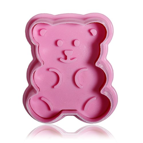 Stereo Diy Cartoon Bear Shape Cookie Cake Mold