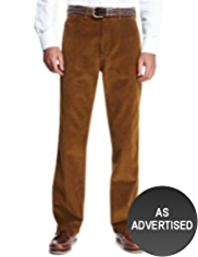 Blue Harbour Pure Cotton Corduroy Trousers