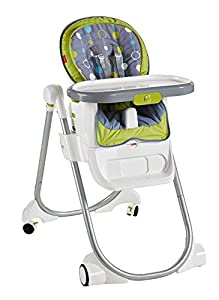 Fisher-Price 4-in-1 Total Clean High Chair by Fisher-Price