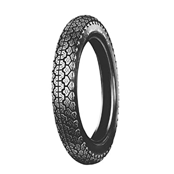 Dunlop Vintage K70 Tire - Rear - 4.00S-18 - TT , Tire Type: Street, Tire Construction: Bias, Load Rating: 64, Speed Rating: S, Tire Size: 4.00-18, Rim Size: 18, Position: Rear, Tire Application: Sport 420245
