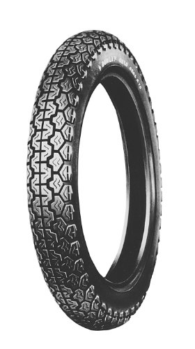 Dunlop Vintage K70 Tire - Front - 3.50-19 , Tire Type: Street, Tire Construction: Bias, Position: Front, Rim Size: 19, Tire Size: 3.50-19, Speed Rating: P, Load Rating: 57, Tire Application: Sport 420225 0