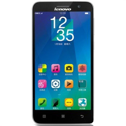 Lenovo A806 Smartphone 4G LTE Android 4.4 MTK6592 Octa Core 5.0 Inch HD Screen - Black