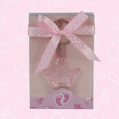 Keychain Baby Shower Favors front-1076735