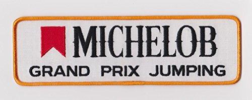 michelob-brewing-company-michelob-grand-prix-jumping-patch-by-michelob-brewing-company