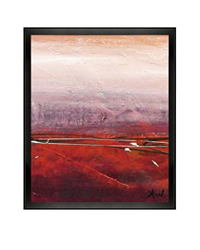 Lisa Carney Fev1212 Framed Giclée On Canvas