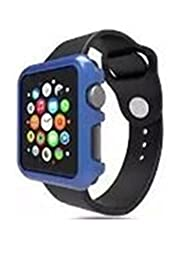 Apple Watch Case, AFLY Apple Watch PC Plated Cover Case Slim Premium Super Protective Bumper Case for Apple Watch 38mm