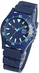 [シチズン]CITIZEN Q&Q 腕時計 メンズ レディース カラーウォッチ ウレタンベルト VP02-902 [国内正規品]