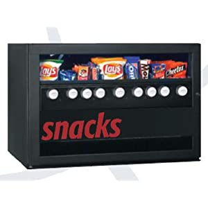vending machine moving