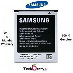 Genuine Samsung EB425161LU Battery For Galaxy S Dous S7562 + Bill + 6 months Warranty