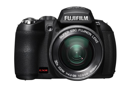 Fujifilm FinePix HS20EXR Digital Camera - (16MP,