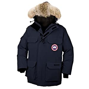 Canada Goose Men's Expedition Parka Navy XX-Small