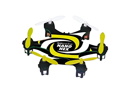 Revell-Control-23947-Multicopter-Nano-Hex-schwarzgelb