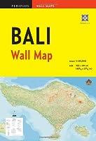Bali Wall Map
