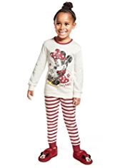 Pure Cotton Minnie Mouse Pyjamas