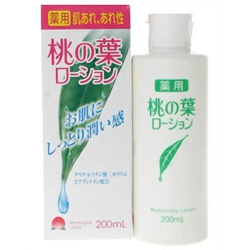福地製薬 桃の葉ローション 200ML