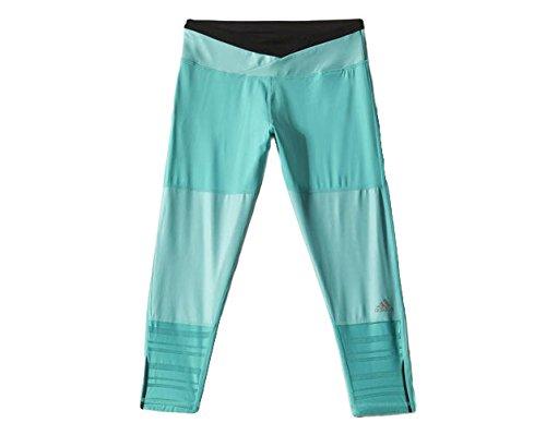 Mallas Adidas SN 3/4 Azul -Mujer-