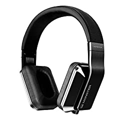 Monster® Inspiration Active Noise Canceling Over-Ear Headphones (Titanium)
