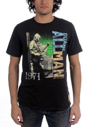 duane-allman-hombres-holiday-inn-camiseta-en-negro-xx-large-black