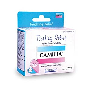 Camilia Teething Relief 20 Doses