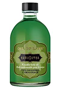 Kama Sutra Oil of Love, The Original, 3.4 Ounce